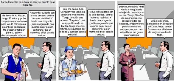 Los días de Andy. Guión de Valerio Cruciani. Dibujos Witty Comics.
